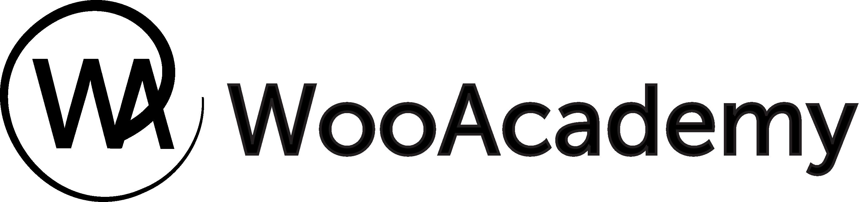logo wooacademy